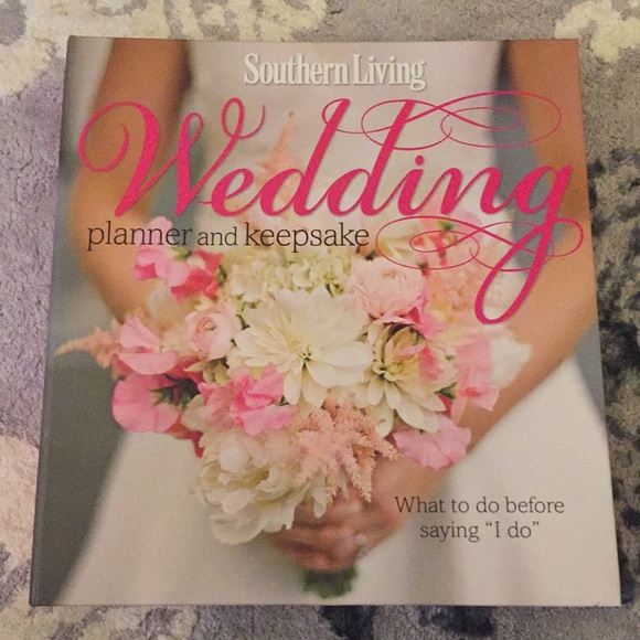 southern living Other - Southern living wedding planner